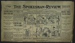Newspaper Clipping from The Spokesman-Review, June 20, 1910