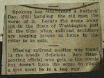 Newspaper Clipping from The Madison Journal, June 26, 1913
