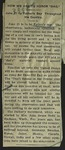 Newspaper Clipping from News-Herald, June 16, 1914