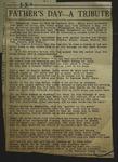 Newspaper Clipping from Birmingham Ledger, June 20, 1914