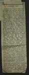 Newspaper from the Warren Mail, June 24, 1915