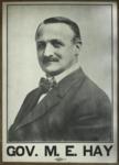 M. E. Hay, Governor of Washington State