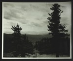 Lake Country from Mt. Spokane, c. 1930