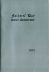 Father's Day Silver Anniversary, c. 1935
