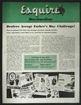 Esquire Merchandiser, c. 1947