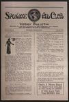 Spokane Ad Club Weekly Bulletin, June 13, 1917