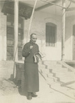 Father Antoine Cotta Holding an Issue of the Yishibao