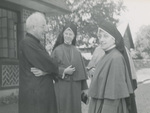 Father Raymond de Jaegher and Maryknoll Sisters