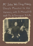 John Wu Jingxiong with Samists