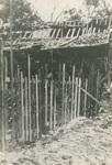 Destroyed University Girls' Dormitory