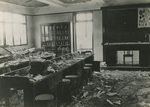 Destroyed Bacteriology Laboratory