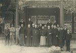 Visit of Dom Théodore Neuve to China