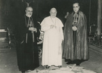 Bishop Paul Yu Pin Received by Pope John XXIII