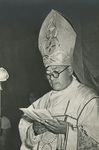 Archbishop Kuo Joshih on the Day of His Ordination as a Bishop