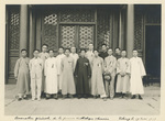 Members of ACJS (Association of the Catholic Youth of China)