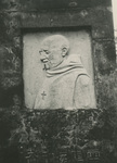 Portrait of Father Vincent Lebbe on his Funeral Stele