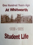One Hundred Years Ago at Whitworth Student Life 1920-1921