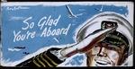 American President lines passenger travel brochure