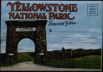 Yellowstone National Park Souvenir Folder