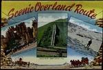 Scenic Overland Route Souvenir Folder