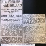 58 Californians Have Influenza