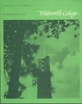 Whitworth College Bulletin 1966-1967