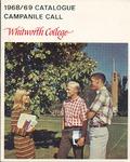 Whitworth College Bulletin 1968-1969