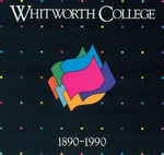 Whitworth College Bulletin 1989-1991 by Whitworth University