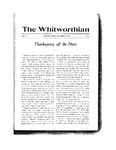 The Whitworthian 1905-1906