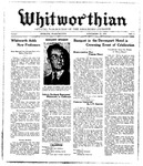 The Whitworthian 1939-1940