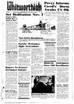The Whitworthian 1952-1953