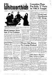 The Whitworthian 1951-1952