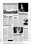 The Whitworthian 1969-1970