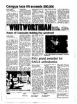 The Whitworthian 1983-1984