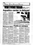 The Whitworthian 1984-1985