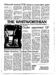 The Whitworthian 1985-1986
