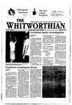 The Whitworthian 1996-1997