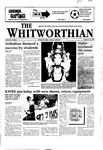 The Whitworthian 1997-1998