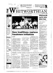 The Whitworthian 2000-2001