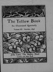 The Yellow Book, Vol. 11 by Henry Harland, Patten Wilson, John Lane, and Aubrey Beardsley