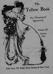 The Yellow Book, Vol. 12 by Henry Harland, Patten Wilson, John Lane, and Aubrey Beardsley